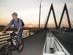 В Казани будут велодорожки