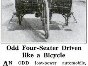 FirstVelomobile